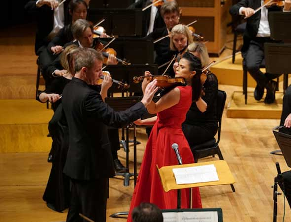 Utah Arts Review – Fischer, Gomyo team up for a stellar Tchaikovsky with Utah Symphony