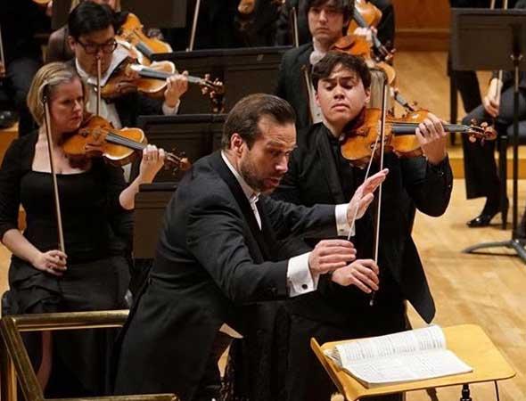 Utah Arts Review – Violinist makes outstanding debut in Utah Symphony's Spanish-flavored program
