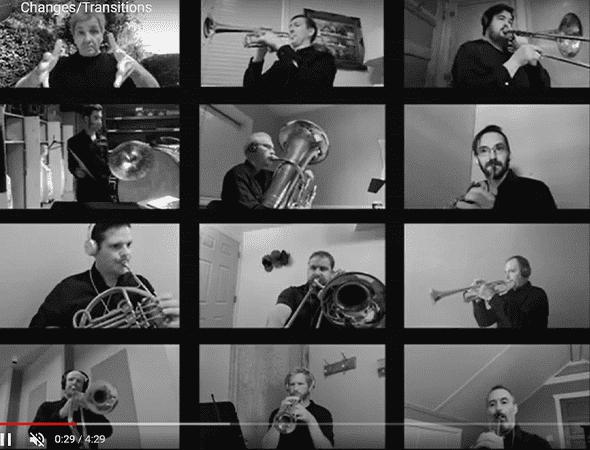 The Salt Lake Tribune – Utah Symphony musicians premiere a work on video to support Black Lives Matter