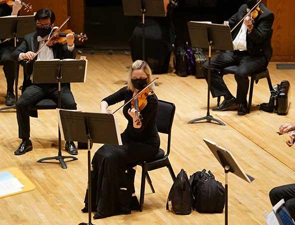 KSL TV – Utah Symphony And Opera Resumes Live Performances