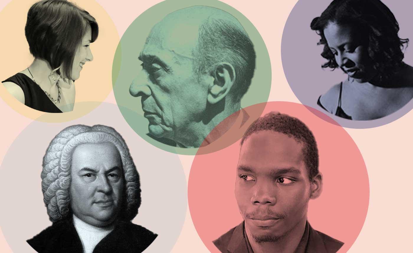 Bach's Brandenburg Concerto No. 3 with Schoenberg, Coleman, Venet & Mason