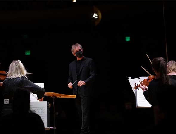 Utah Arts Review – An uncertain 2020 for Utah Symphony continues with Bach and Black Lives Matter
