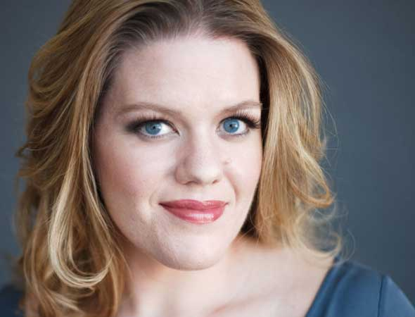 Front Row Reviewers – Interview: Wendy Bryn Harmer on Utah Opera's The Human Voice By Francis Poulenc at the Capitol Theater in Salt Lake City