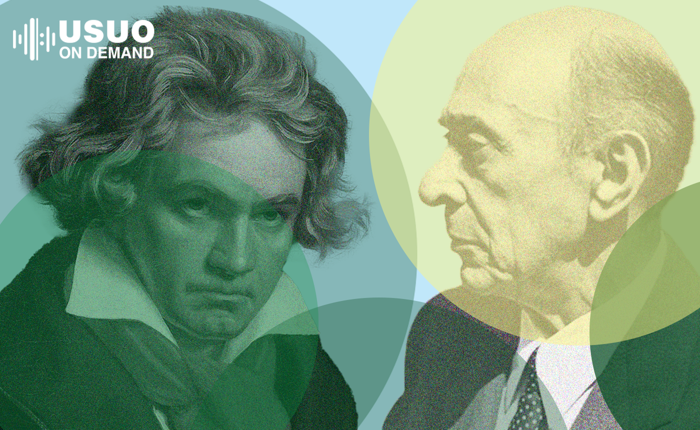 "Beethoven's ""Eroica"" with Schoenberg's ""Peace on Earth"" (Streaming 12/12/2020-1/10/21)"