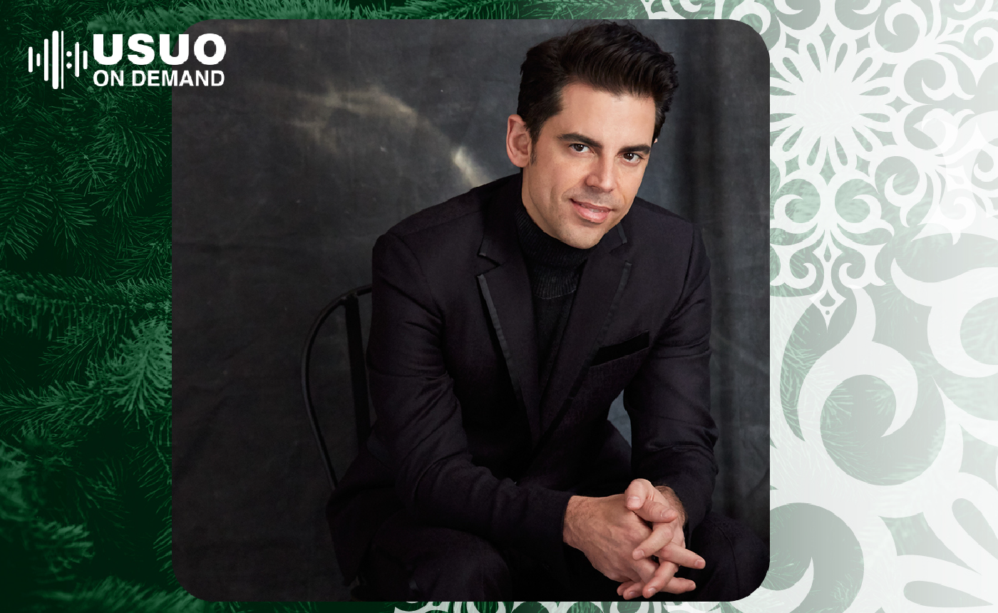 A Merry Little Christmas with Tony DeSare and the Utah Symphony (Streaming 12/22/20-1/20/21)