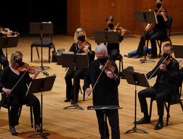 Utah Arts Review – Strings to the fore with Zukerman leading Utah Symphony