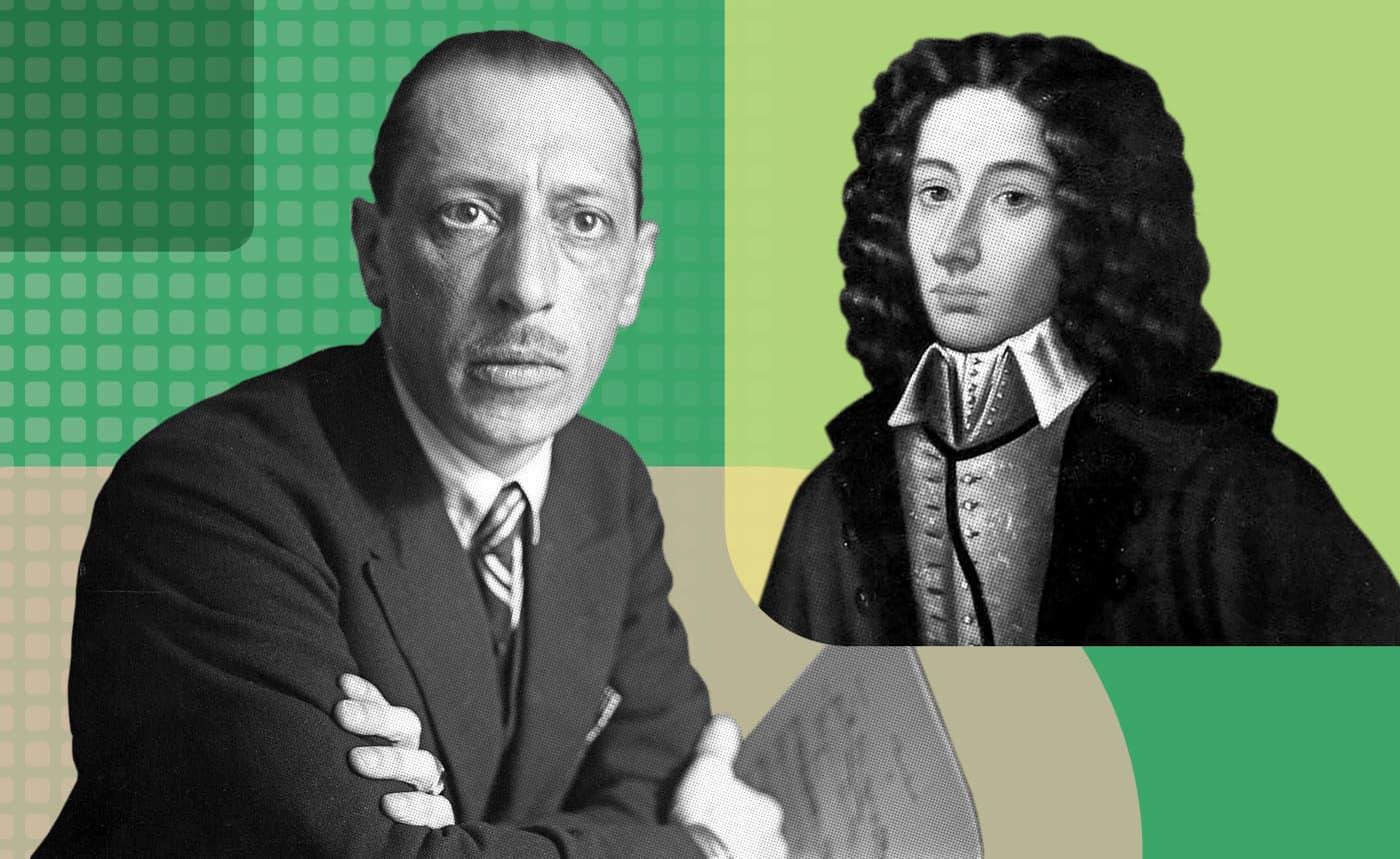 Stravinsky's Pulcinella and Pergolesi's Stabat Mater