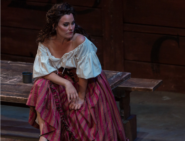 "Utah Opera Announces May Production of ""La tragedie de Carmen"" for Five Live Performances"