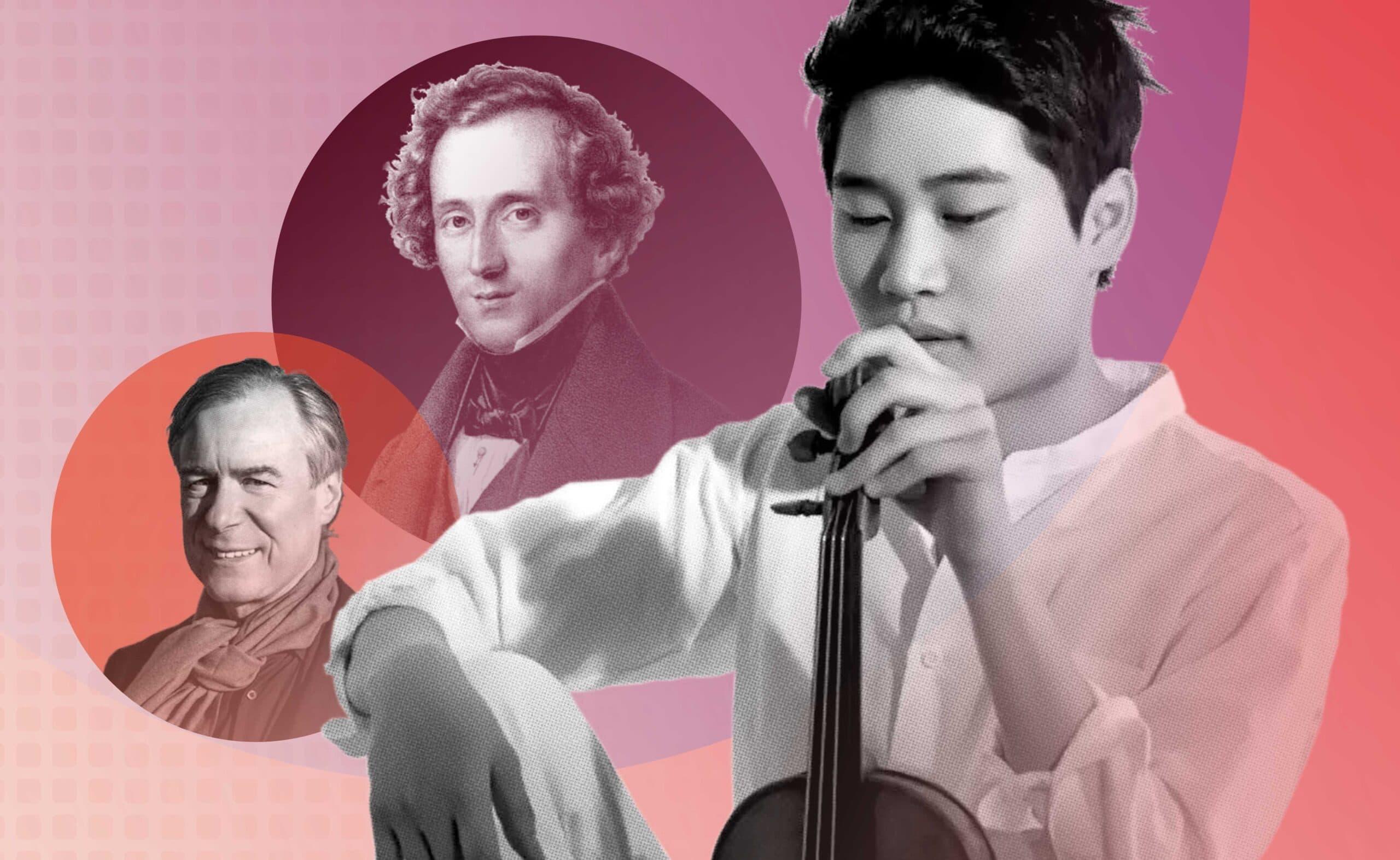 Inmo Yang plays Mendelssohn's Violin Concerto