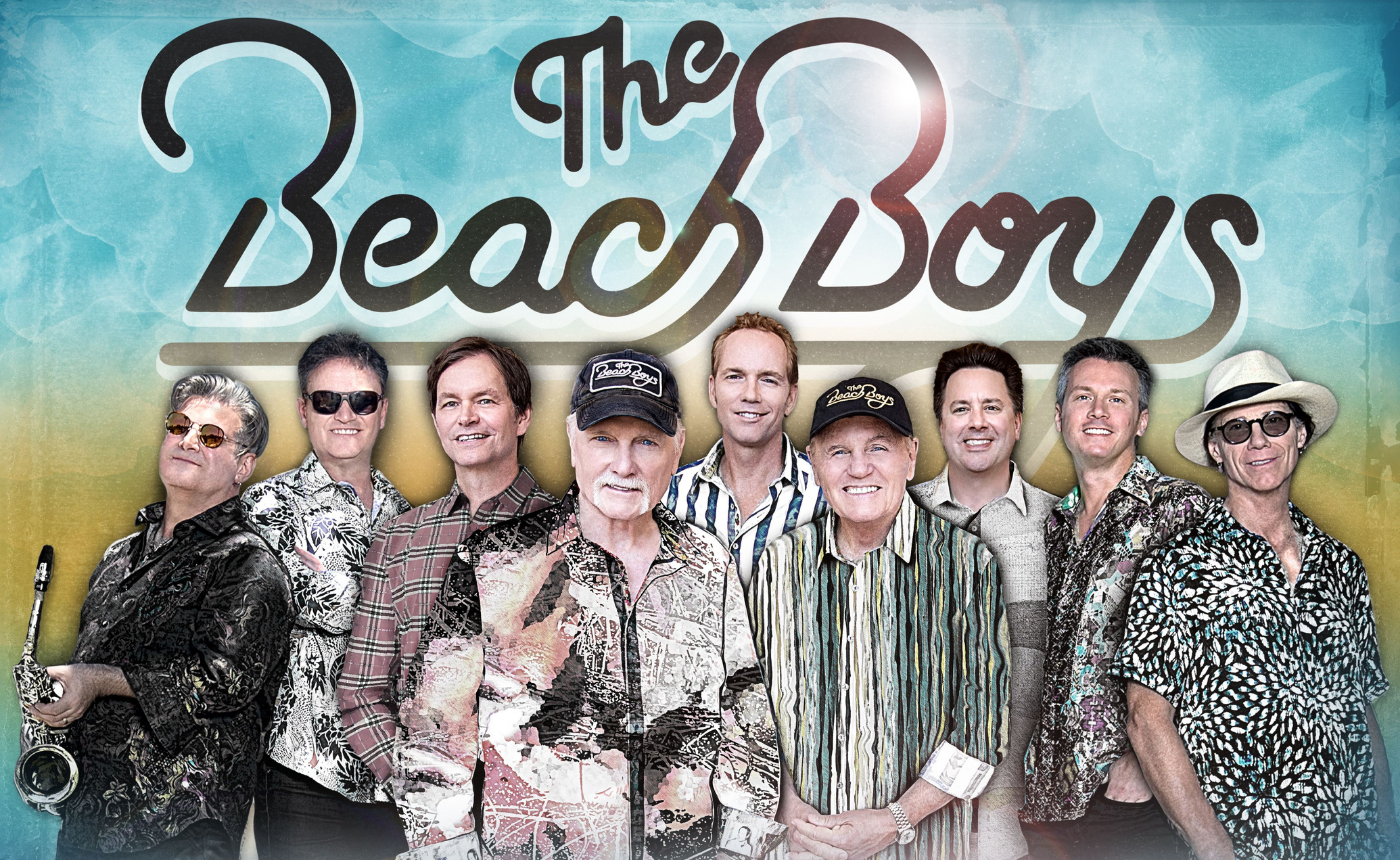 The Beach Boys with the Utah Symphony