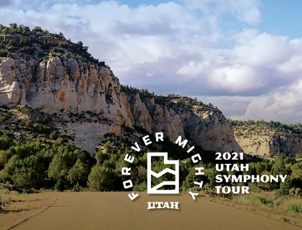 """Thierry Fischer leads the Utah Symphony's """"Forever Mighty® Tour"""" with Free Outdoor Concerts in Celebration of Utah's 125th Anniversary, August 10 – 14, 2021"""