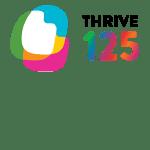 Thrive 125 logo