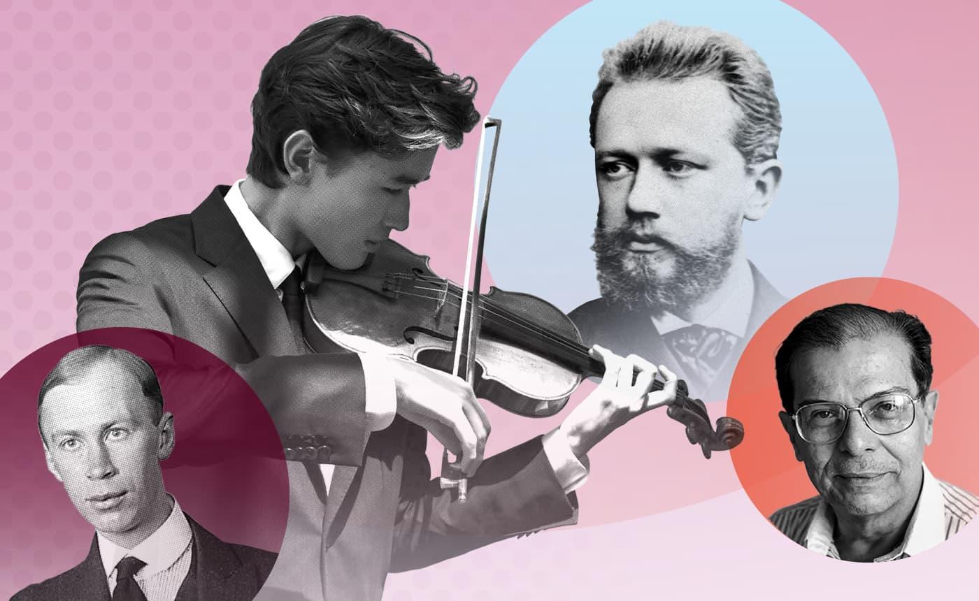 Daniel Lozakovich plays Tchaikovsky's Violin Concerto