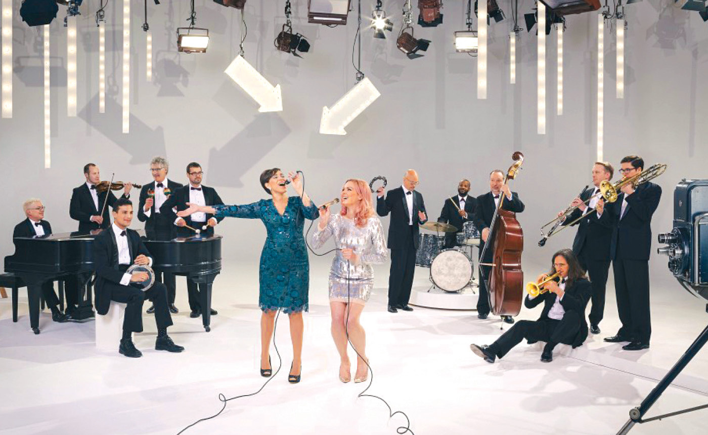 Pink Martini with the Utah Symphony