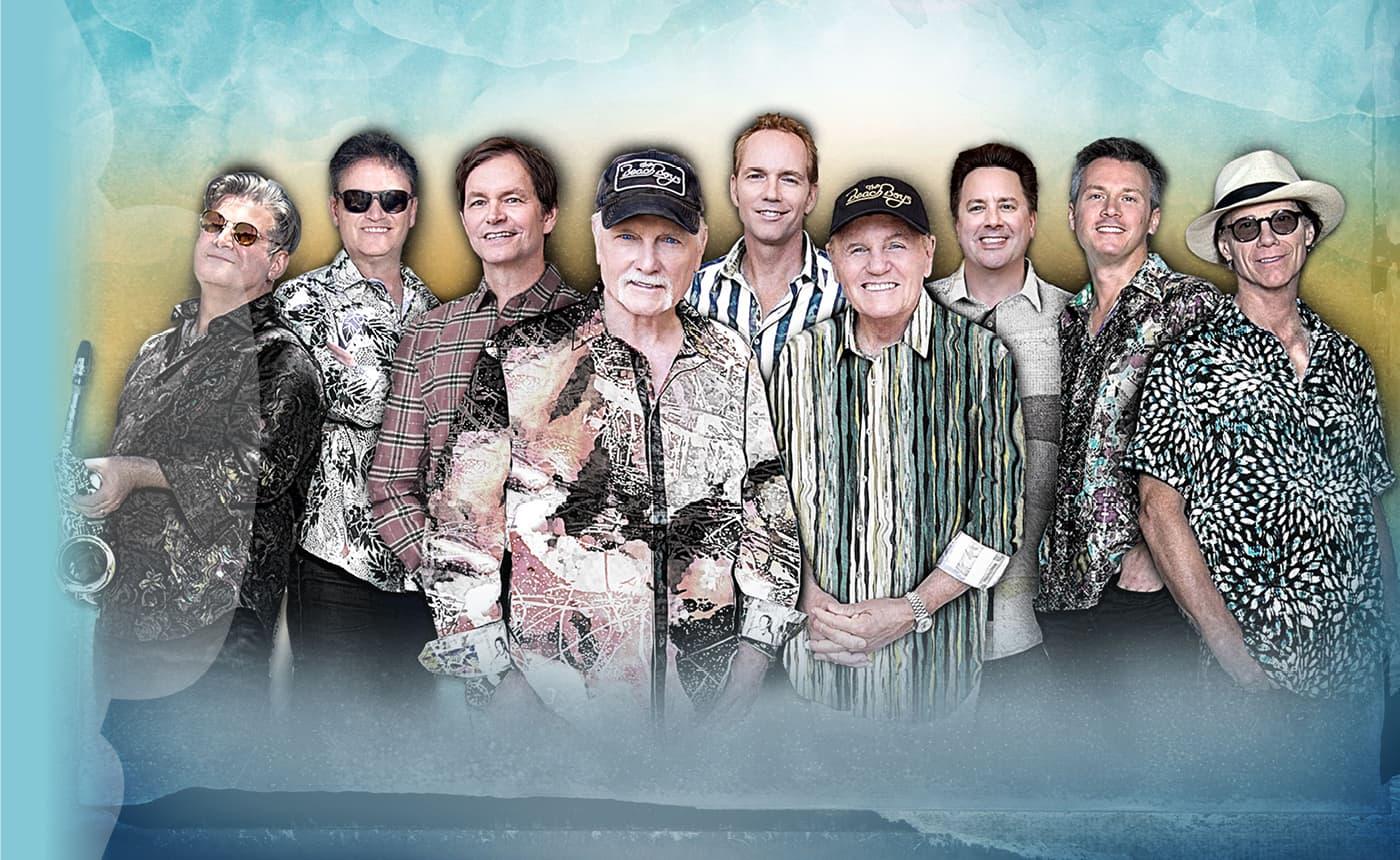 The Beach Boys with the Utah Symphony