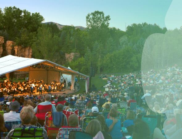 Utah Symphony Releases 2021 Summer Concerts Schedule