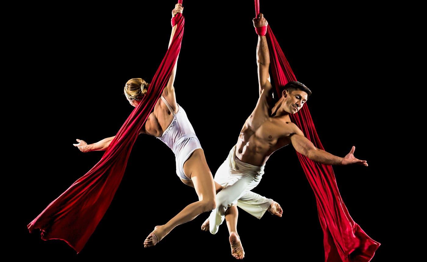 Cirque de la Symphonie (in Ogden)