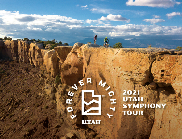 "Utah Symphony to Visit Hurricane, Utah on ""Forever Mighty® Tour"""