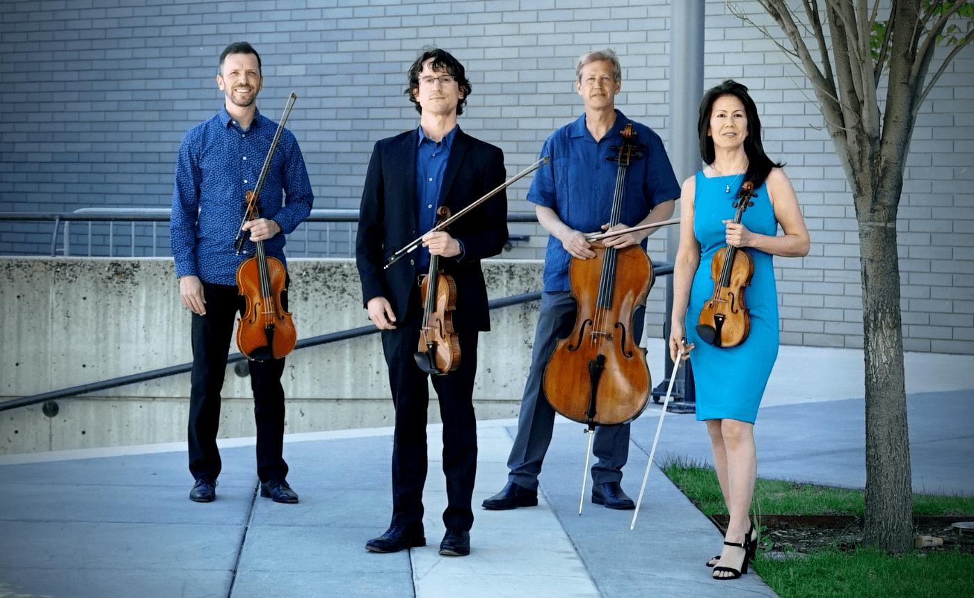 Get to Know the String Quartet