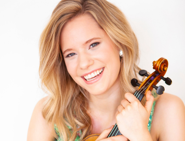 The Herald Journal – Utah Symphony visit to feature violinist with valley roots