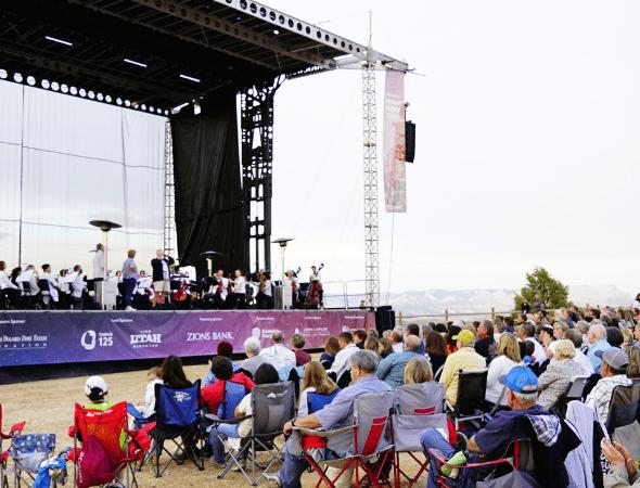 The Insider – Utah Symphony Lights Up Bryce Canyon