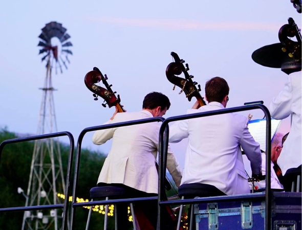 Cache Valley Daily – Utah Symphony at the Farm on Tuesday night