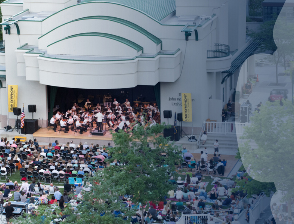 Utah Symphony heads outdoors for the return of its Community Concert Series