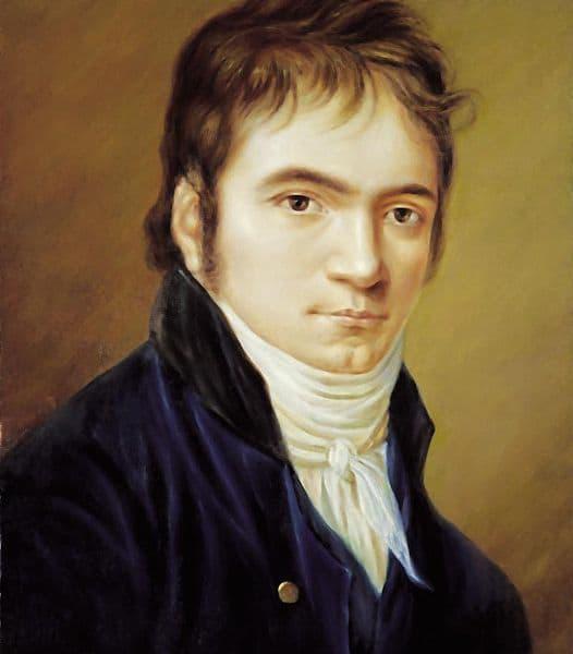 Ludwig van Beethoven, 1803