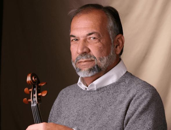 Tom Baron Utah Symphony violinist