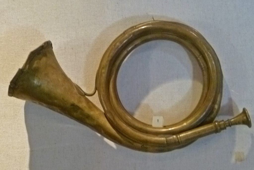 German Post Horn