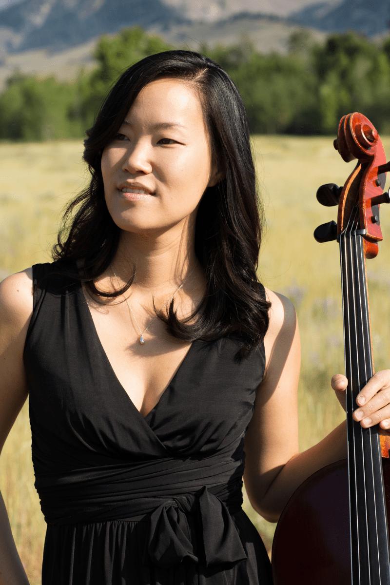 Anne Lee, cello