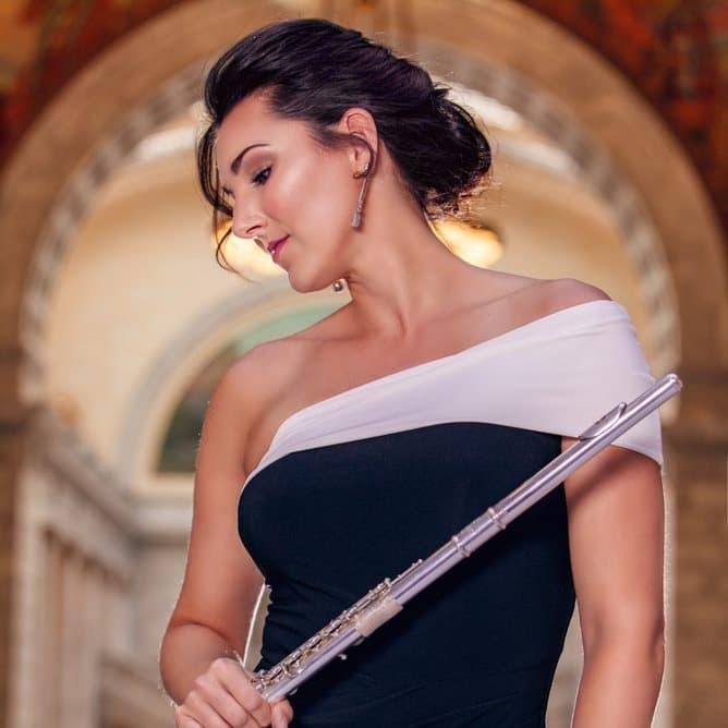 Mercedes Smith - Utah Symphony