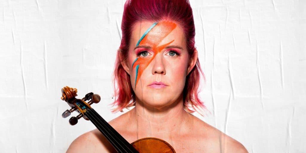 Madeline Adkins, concertmaster