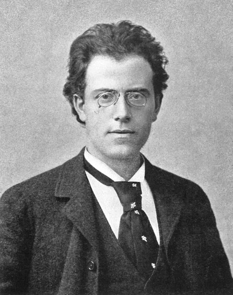 Mahler 1892