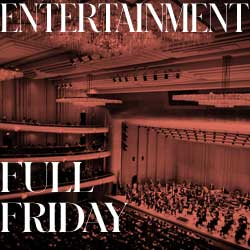 Entertainment Series - Friday