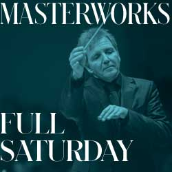 Masterworks Series (Full Season) – Saturday