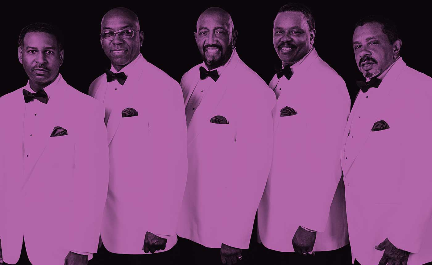 The Temptations with the Utah Symphony - Postponed