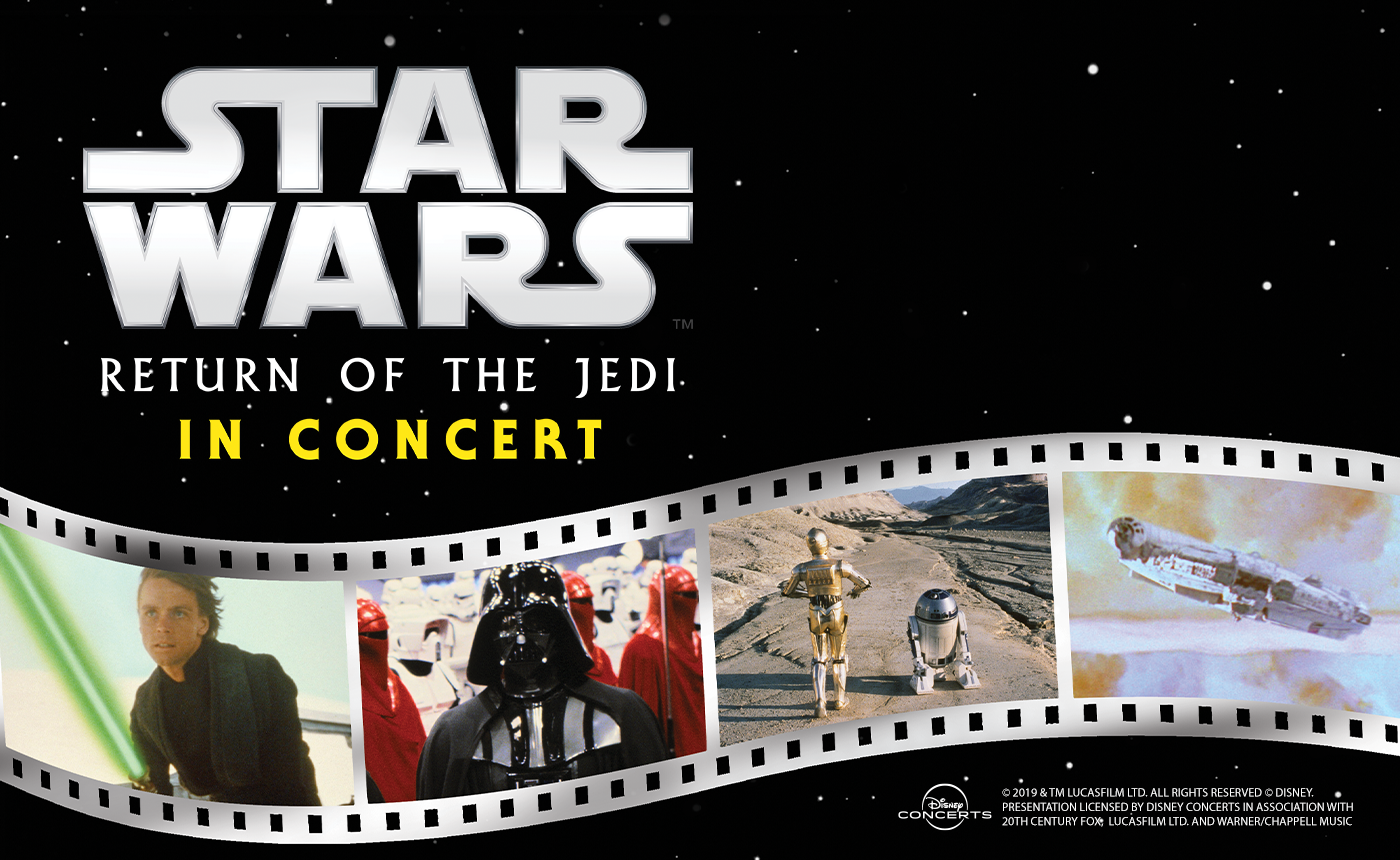 Star Wars: The Return of the Jedi in Concert