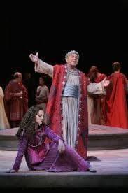 Strauss' Salome - Herod