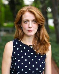 Abigail Levis, 2013-14 Utah Opera Resident Artist