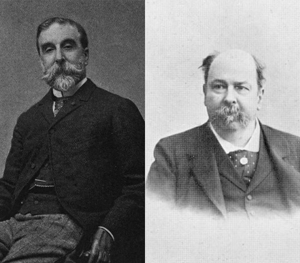 The Creators of Carmen: Ludovic Halévy and Henri Meilhac