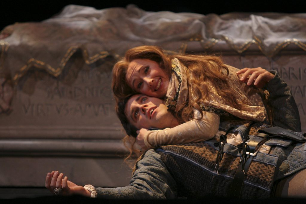 Utah Opera Company production of Romeo & Juliette, October 2005, Kent Miles