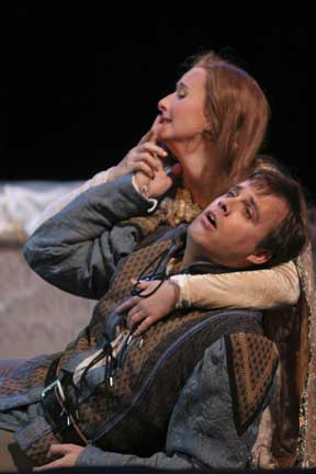 Utah Opera Company production of Romeo & Juliet, October 2005, Kent Miles
