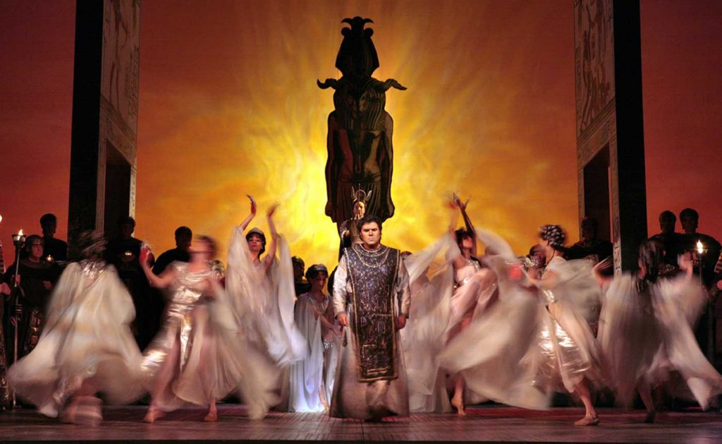 The Music of Aida - Utah Opera
