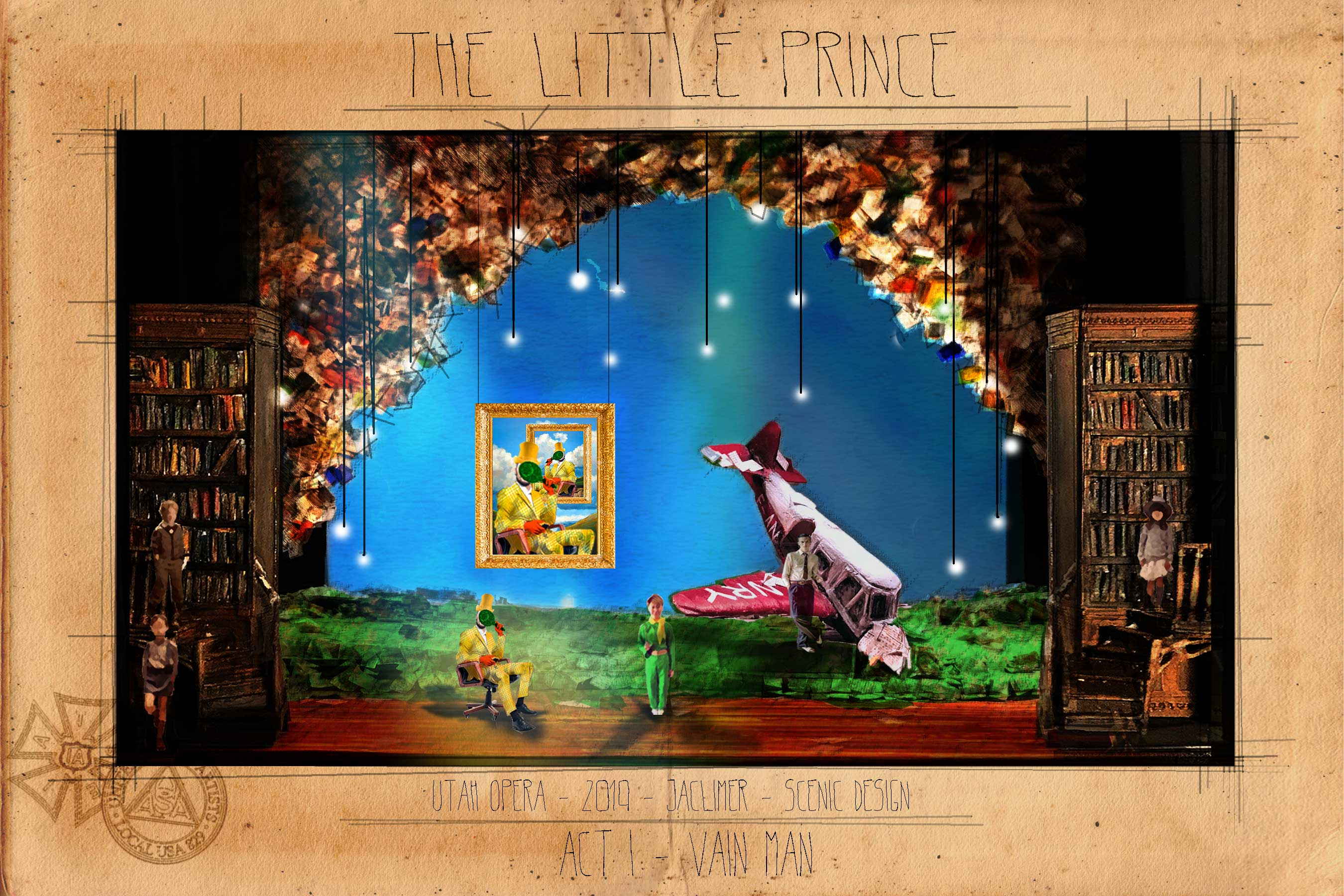 """JACOB A. CLIMER – ""THE LITTLE PRINCE"""