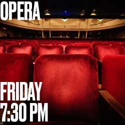 Utah Opera Series - Friday