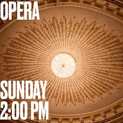 Utah Opera Series - Sunday
