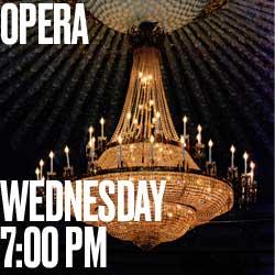 Utah Opera Series - Wednesday