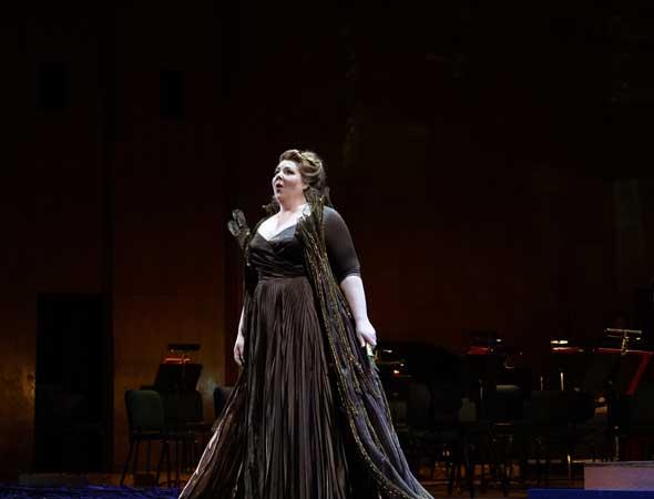 Utah Opera's production of Norma, 2019