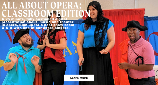 All About Opera: Classroom Edition